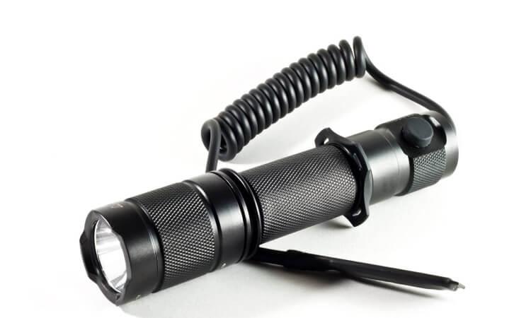 defense flashlight